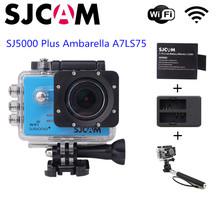 Original SJCAM Brand SJ5000 Plus WiFi 1080P 60fps Sport DV SJ5000+ Action Camera Ambarella 30M Waterproof Camcorder
