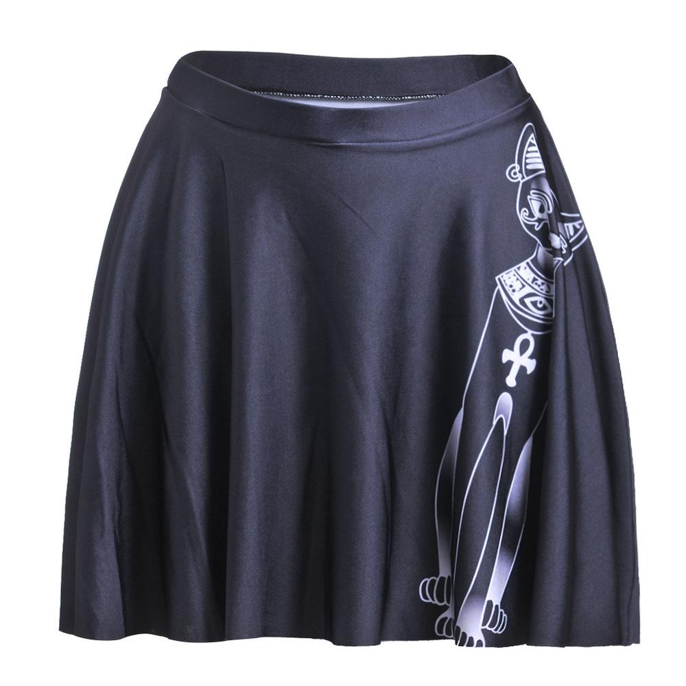 Черная юбка летом с доставкой
