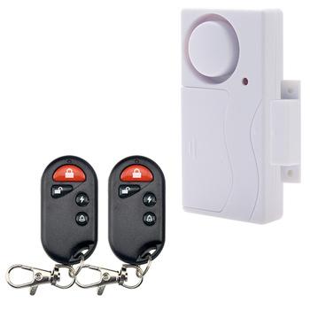 Двери Окне Ввода Безопасности ABS Беспроводной Пульт Дистанционного Управления Датчик Двери Сигнализация Хозяин Охранной безопасности Дома Комплект Защиты