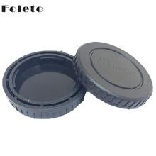 Buy Foleto N1 mount Rear cap + Lens Cap Cover Camera Lens Protector nikon 1 N1 mount camera J1 J2 V1 V2 camera lens accessories for $1.21 in AliExpress store