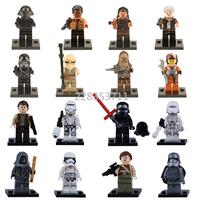 Детское лего Minifigures Kylo Ren Boba Fett Trooper Lego