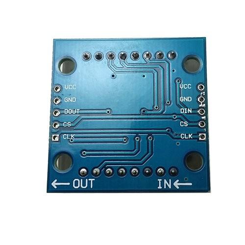 Free shipping! 10pcs/lot MAX7219 dot matrix module microcontroller module for arduino display module