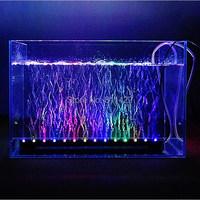 Multicolor Bubble Aquarium Lamp for Fish Tank LED Submersible light Diving Lighting Aquarium Accessory