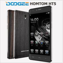 Original Doogee HOMTOM HT5 Smartphone 4G FDD LTE Android 5.1 5.0″ MTK6735 Quad Core 1GB RAM 16GB ROM 13 MP 4250mAh Mobile Phone