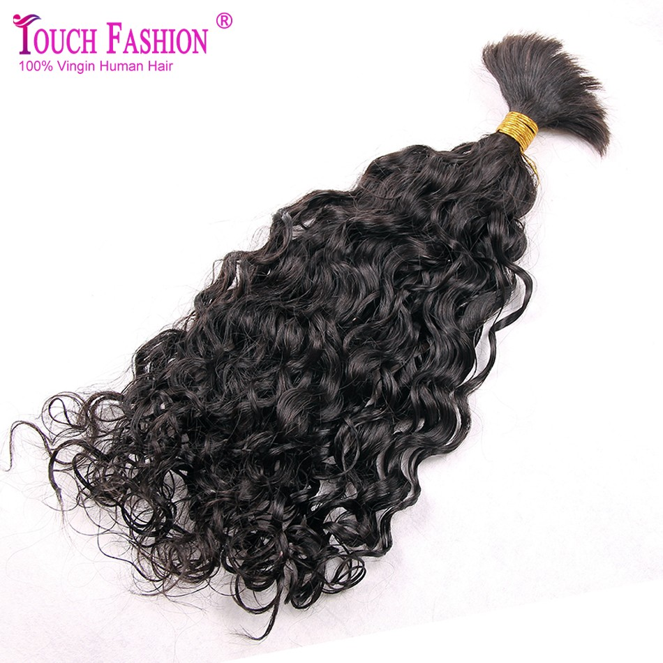 3pcs Lot Virgin Brazilian Curly Bulk Hair For Braiding 100% Unprocessed Human Bulk Hair Extensions Bulk No Attachment