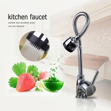 Buy Free Kitchen Faucet Chrome Swivel Bathroom Basin Sink Mixer Tap Crane,torneira 8551-2 for $25.36 in AliExpress store