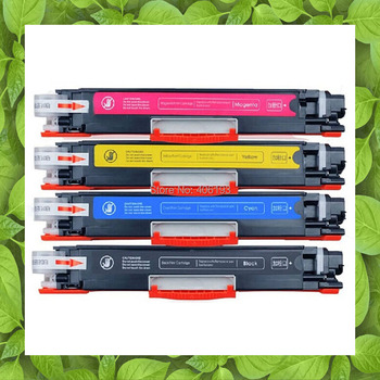 Compatible CE310A, 10A, CE311A, 11A, CE312A, 12A, CE313A, 13A Color Toner Cartridge for CP1025, CP1025nw, MFP M175, M275, M275nw