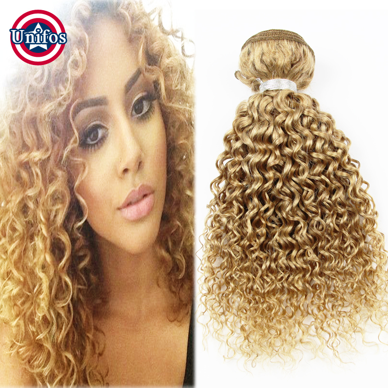 Proclivity Curly blonde hair extensions
