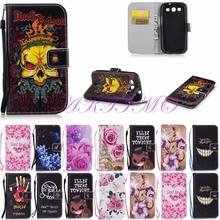 Buy Cover Samsung Galaxy S3 SIII Luxury Flip Case Samsung Galaxy S3 I9300 Neo i9301 Duos i9300i Shell Phone Bags ) for $2.43 in AliExpress store