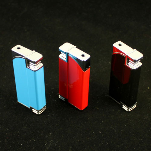 Shock toys windproof electric lighter novelty electric toys(China (Mainland))