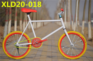 mini Fixed Gear Bikes Mini electric car bicicleta mountain bike New Listing Highway Cheap deal variety colors - One royal clothing flagship store
