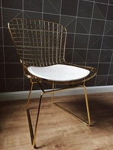 Chair. Wrought iron. Creative. Hollow out chairs (China (Mainland))