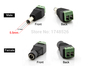 DC Power Supply AC Adapter Plug Cable Jack Male Female For 5050 3528 SMD LED Strip
