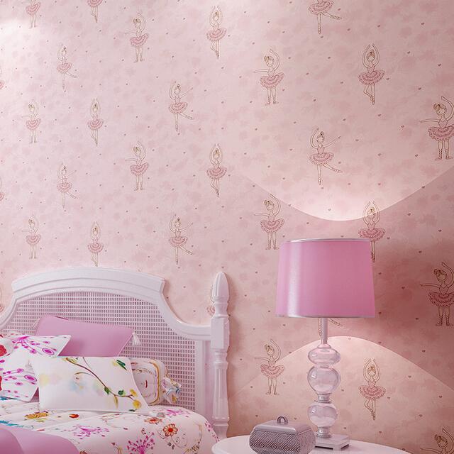 Online kopen wholesale muur papier ballet uit china muur papier ballet groothandel - Kamer modern meisje ...