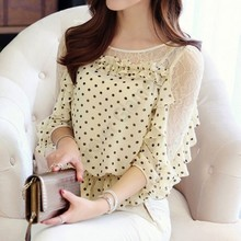 New 2015 Summer Style Women Crochet Blouse Lace Sheer Shirs Tops For Women Clothing Vestidos Blusas Femininas Blouses 51(China (Mainland))
