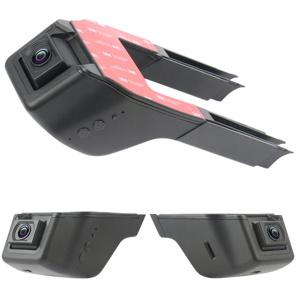 2016 New HD 1296P Ambarella A7LA50 Car DVR DVRS Hidden Video Recorder Camera Dash Cam Black Box 30fps ADAS WIFI App MIC WDR HDR(China (Mainland))