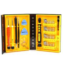 Top Quality Professional 38 in 1 Screwdriver Set Tools Repair Kit For Cell Phone Tablet PC Watch MP3 O26