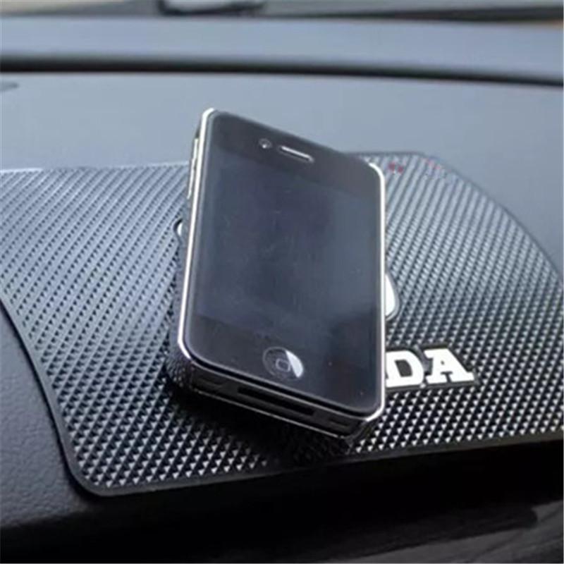 Car Anti Slip Mat For Mobile Phone Sticky Pad GPS Holder Non-slip Mat For BMW Volkswagen VW Seat Toyota Benz Audi Opel Kia Skoda(China (Mainland))