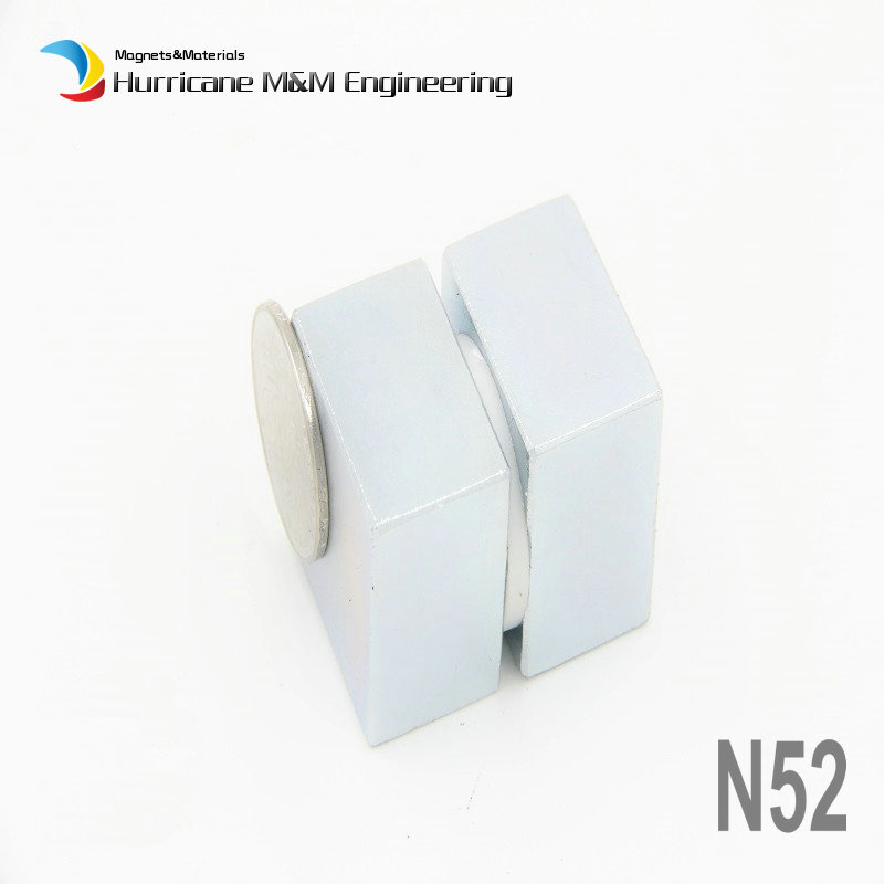 2 pcs/lot N52 NdFeB Block 30 x 30 x 20mm Strong Neodymium Permanent Magnets Rare Earth Industry Magnet<br><br>Aliexpress