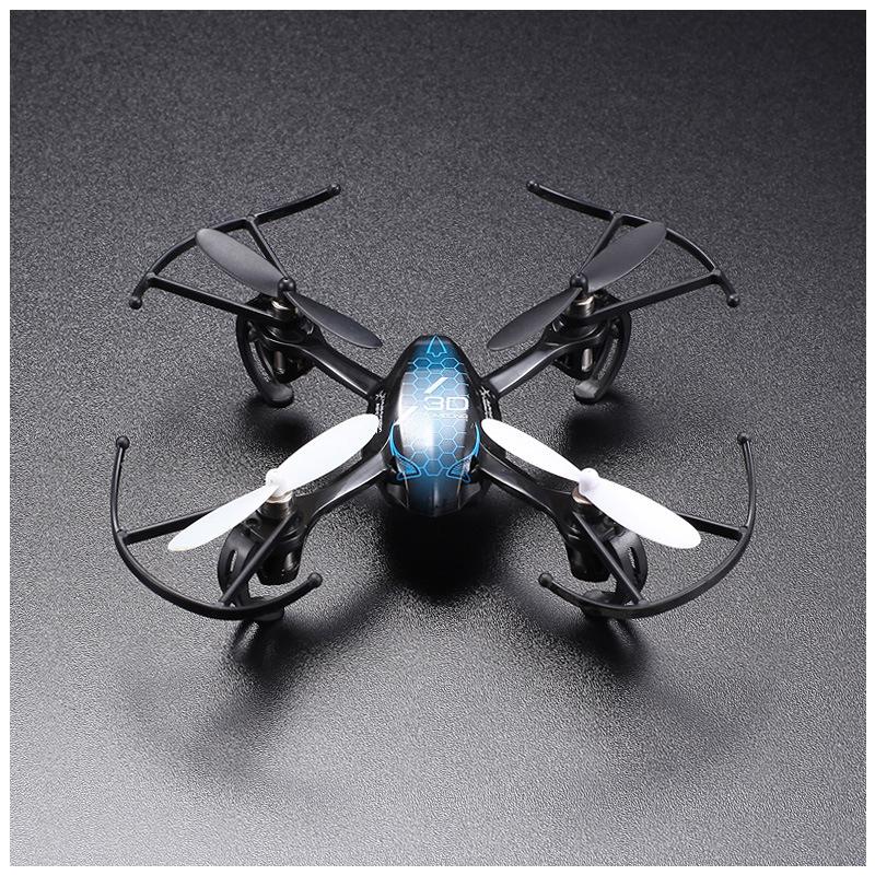 Good Quality !! 3D Predator 2.4Ghz 4CH Remote Control RC 6 Axis Gyro Mini Quadcopter UFO Drone Free Shipping(China (Mainland))