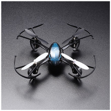 Good Quality !! 3D Predator 2.4Ghz 4CH Remote Control RC 6 Axis Gyro Mini Quadcopter UFO Drone Free Shipping