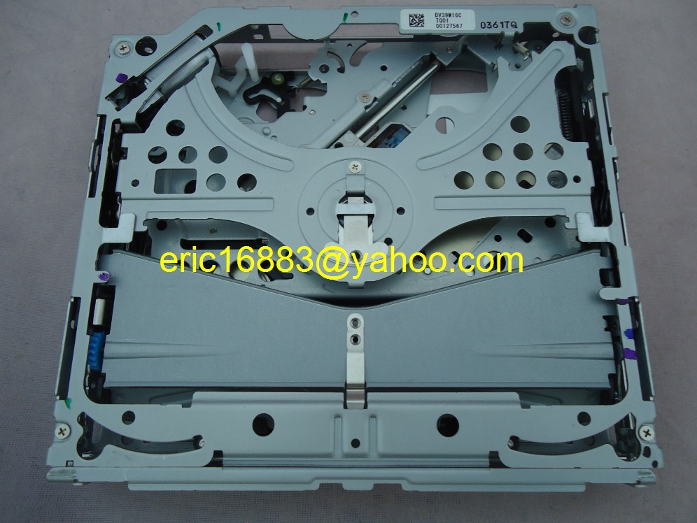 Brand new DV39M16S DV39M DV38M DV39M16C Alpine single car DVD mechanism for Mercedes BMNW VOLVO XC60 car dvd loader(China (Mainland))