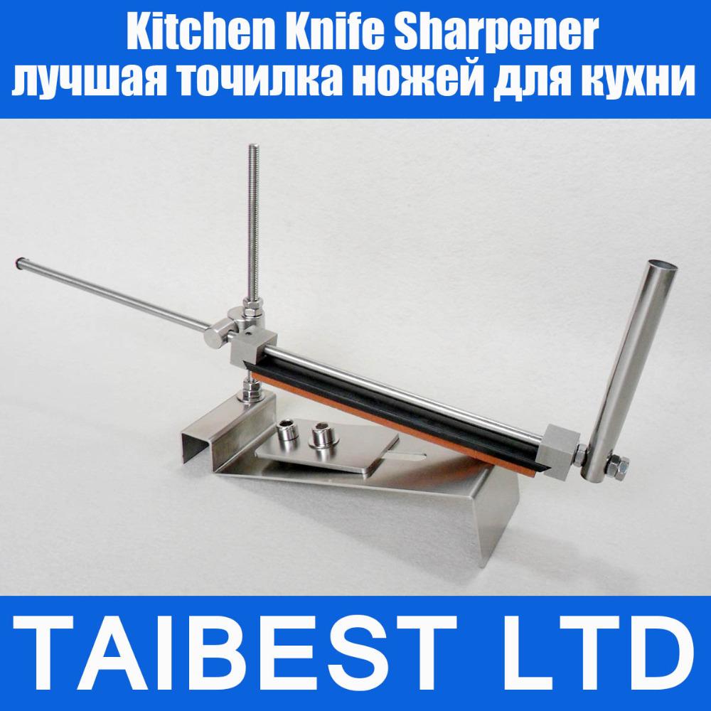 Professional Kitchen Knife Sharpener Sharpening NEW Updated Fix Fixed Angle(China (Mainland))