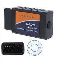 Professional Diagnostic Tool OBD2 OBD-II ELM327 ELM 327 V1.5 Bluetooth Car Diagnostic Interface Scanner(China (Mainland))