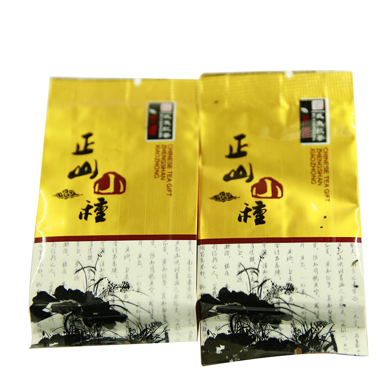 3pcs 15g Premium Lapsang Souchong Black Tea Chinese Xiaozhong Tea For Weight Lose Health Care Gongfu Red Tea(China (Mainland))
