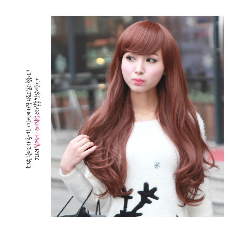 Synthetic Wig Modern Show Hair Harajuku Pelucas Cosplay Long Afro Kinky Wavy Hot Beauty Forever Unice Hair Wig Synthetic Wig<br><br>Aliexpress