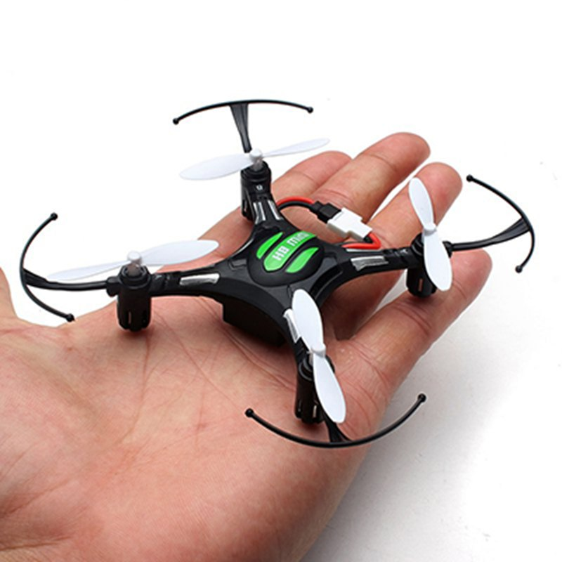 JJRC H8 Mini Fixed-Point Revolving 4CH 6-Axis Gyro Rotatable RC Quadcopter RTF Remote Control Helicopter Toys(China (Mainland))