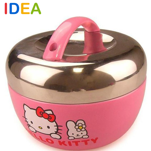 idea 2015 hello kitty apple japanese bento lunch box bento box food container 1l lunch. Black Bedroom Furniture Sets. Home Design Ideas