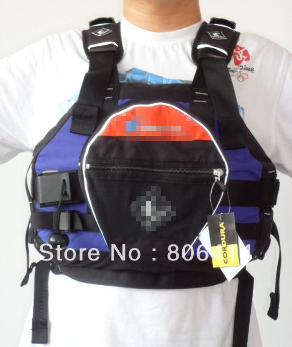 PFD,life jacket for kayak,paddling,sailing,whitewater,orange,purple color+free shipment