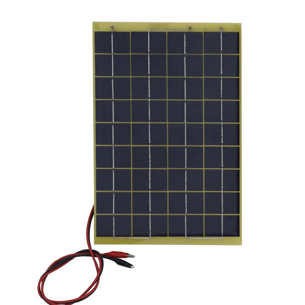 20w 12V Solar Panel Kit Home Battery Camping Carava&solar charger&solar panel#(China (Mainland))