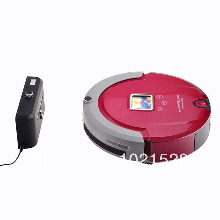 Charging 4 Cleaning Routes 3 Sensors Robot Vacuum Cleaner A320 Automatically Cleaning Floor Machine(China (Mainland))