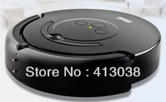 Special 006ST home intelligent robot vacuum cleaner sweeper sweeping robot shipping slim(China (Mainland))