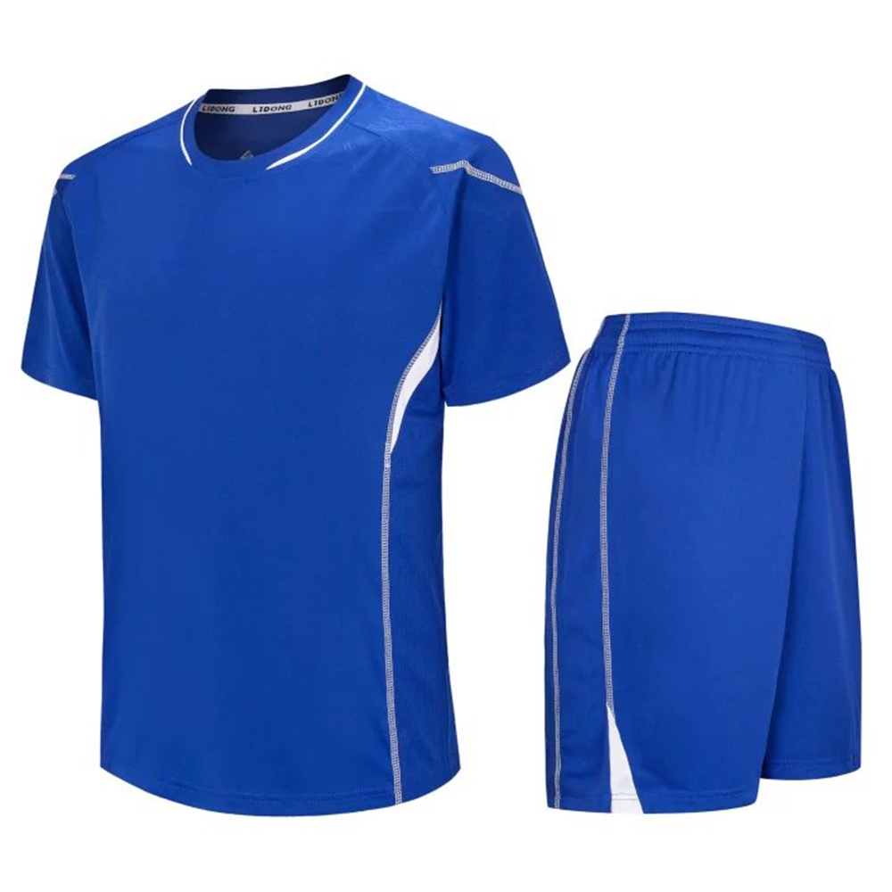 4 Color Soccer Jersey Soccer Tracksuit Survetement Football Breathable Sport Kits Custom Football Training Team Uniform LD5012(China (Mainland))
