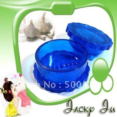 150pcs/Lot New Garlic Twist Grinder Mince Garlic Spread Press Squeeze Fruit Vegetable Tools Kitchen Tool Garlic Presses