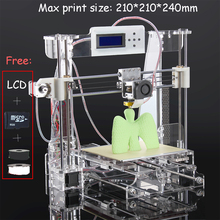 2016 Upgraded Quality High Precision M 505 DIY 3d Printer kit with 1 Roll Filament 16GB