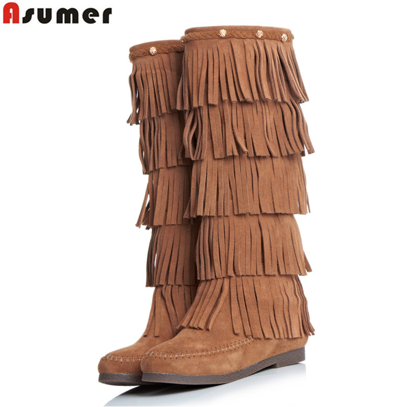 aliexpress buy quality tassel boots fashion