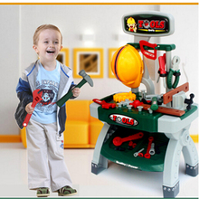 NEW 2016 Super high Simulation boy toy toiletry kit tool sets baby maintenance kit Early Educational Children toys HOT SALE(China (Mainland))