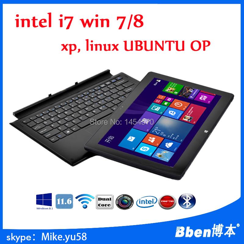 3G Original intel i7 Tablet 11 6 RAM 4GB ROM128GB Windows 8 1 Intel I7 Dual