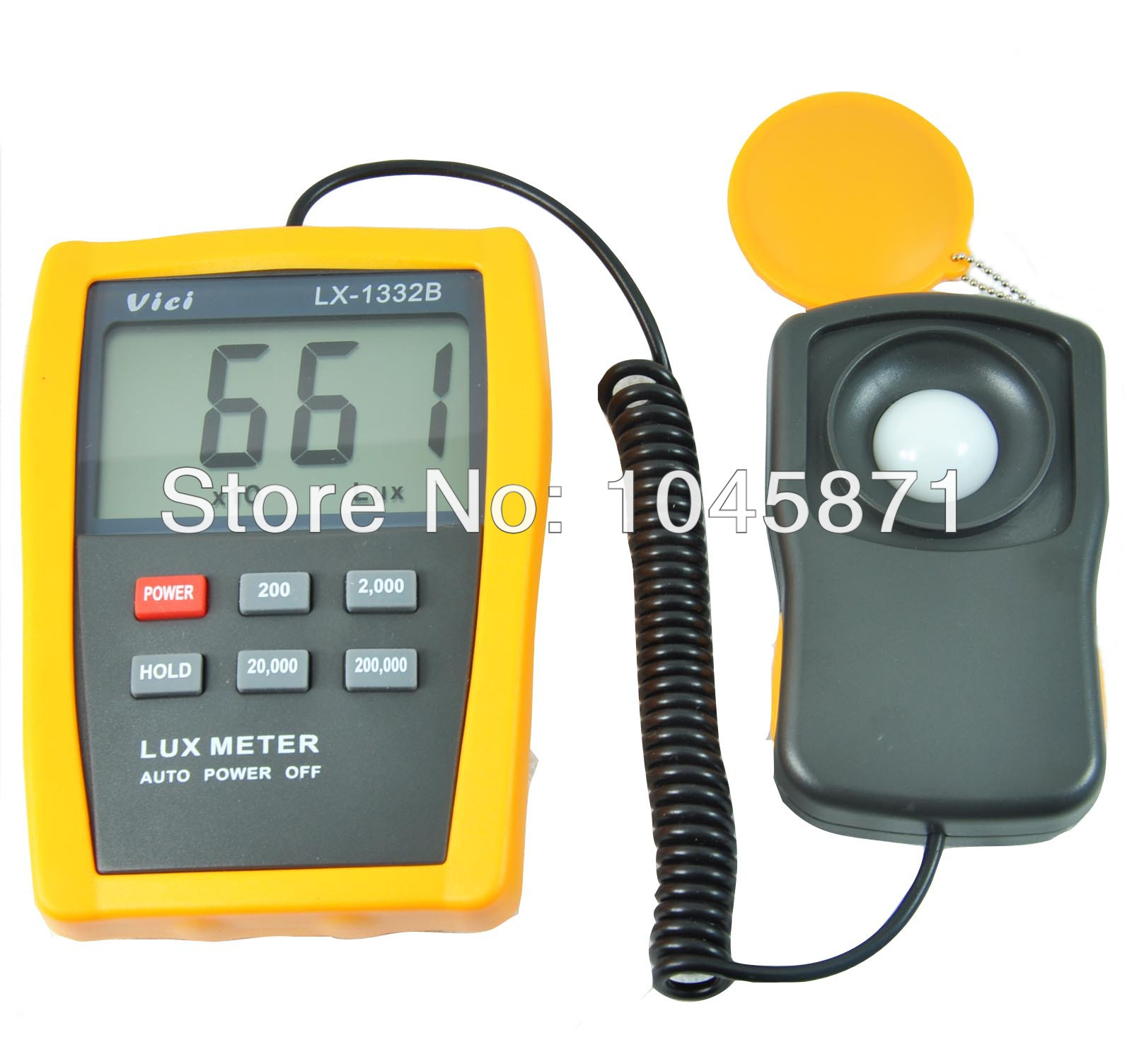 me002 Accurate 4 range 200,000 Lux Digital Light Meter Tester Luxmeter LX1332B FREE SHIPPING<br><br>Aliexpress