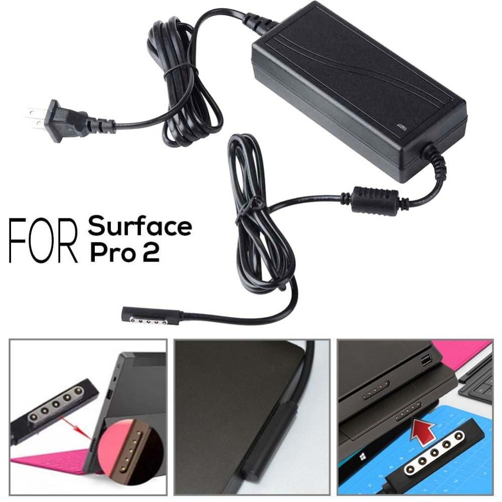 New Arrival Rapid 12V 3.6A Wall AC Power Adapter Supply Charger Cable Cord For MS For Microsoft Surface Pro(China (Mainland))