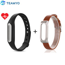 New Original Xiaomi Mi Band 1S Bracelet Heart Rate Sensor Smart Wristband Miband For iOS 7.0 Android 4.4 Sport Fitness Tracker(China (Mainland))