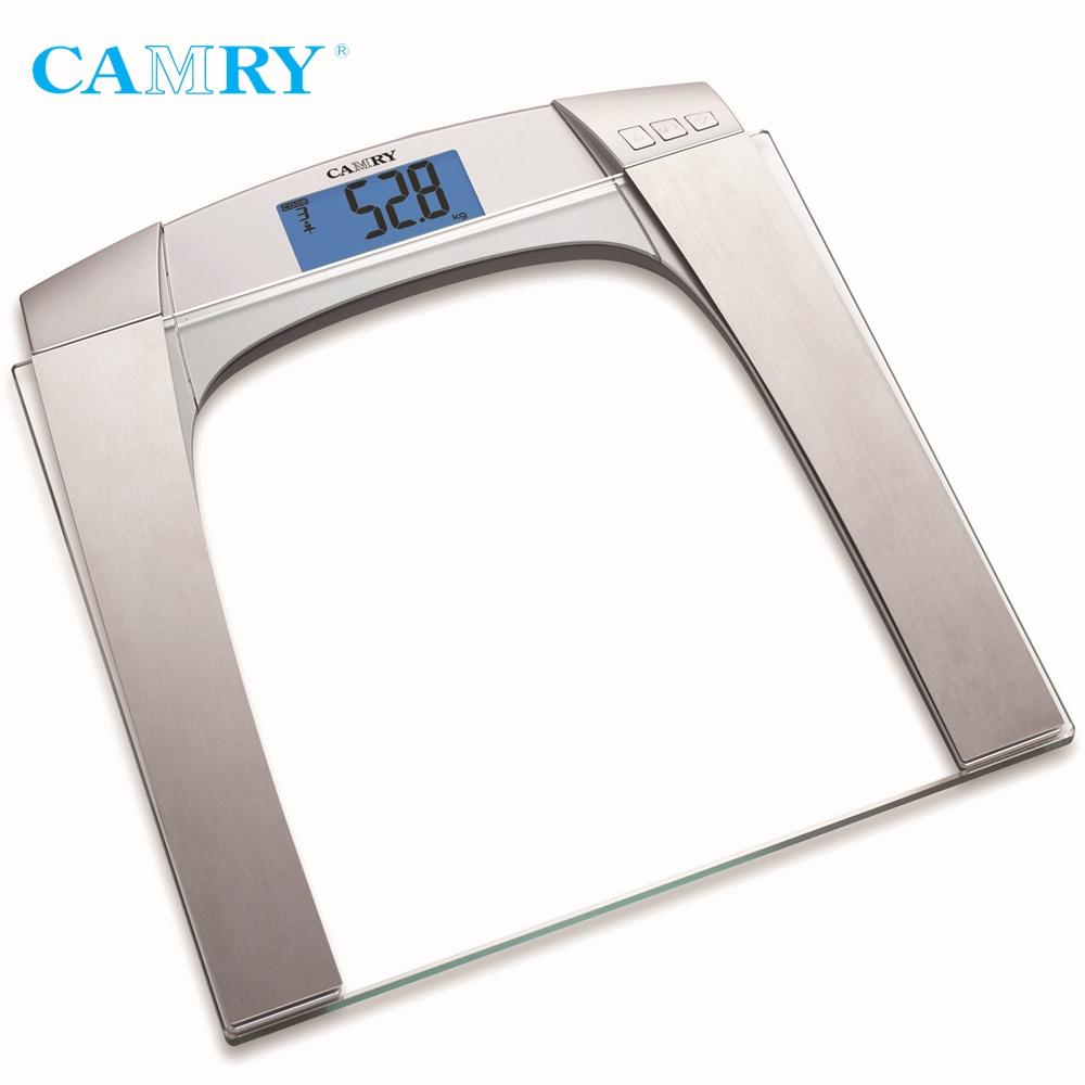 CAMRY 150KG Digital Bathroom Weight Scale Body Fat ...