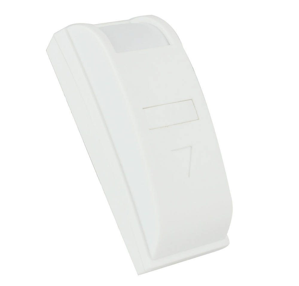 Quality 100% PA-461 Wired Passive Infrared Curtain PIR Motion Detector Sensor Alarm F2118B MayFlower