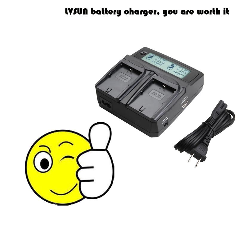 LVSUN Camera Battery BP-511A BP511 Dual Car Charger+Travel Charger USB Port For Canon BP511 BP-511A 512 522 522A 535 LCD Display(China (Mainland))