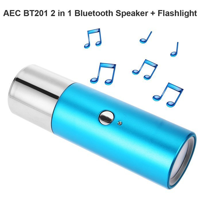 Brand New BT201 2in1 Water Resistan Wireless Bluetooth 3.0 Speaker Flashlight Support Hands-free Calls Functions Songs Track(China (Mainland))