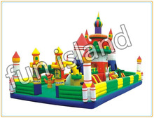 New design inflatable bouncer castle,inflatable moonwalk on sale(China (Mainland))